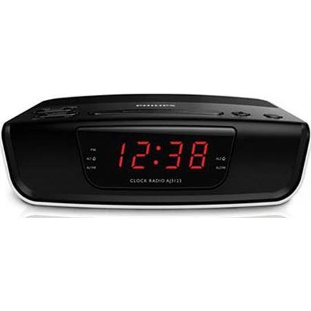 Radio reloj Philips aj3123/12