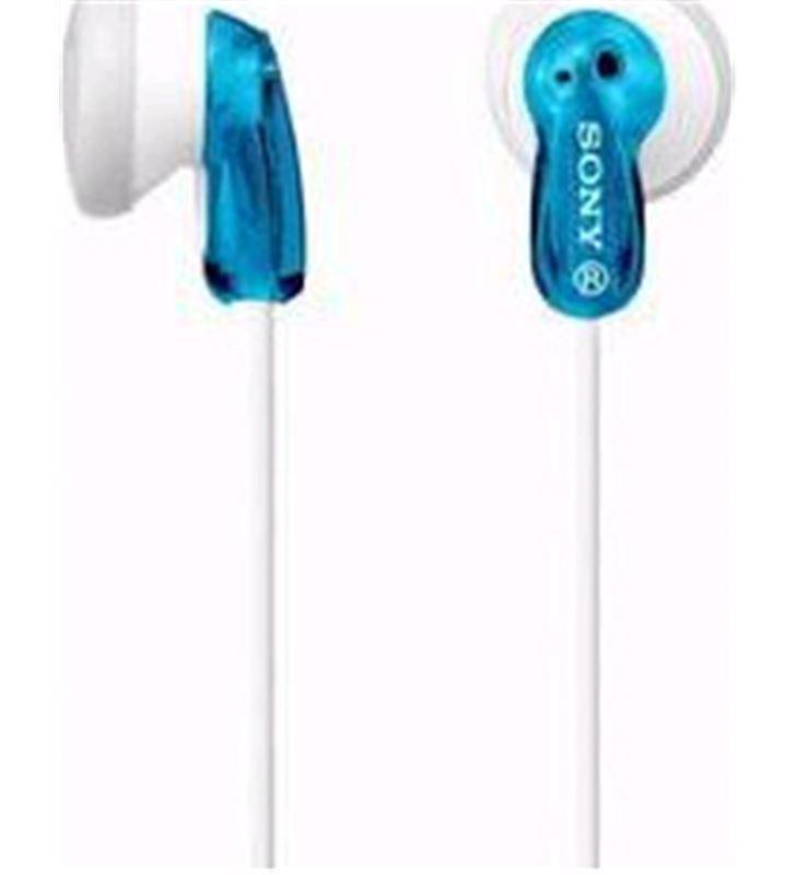 Auricular boton Sony mdre9lpl.ae azul MDRE9LPLAE Auriculares - MDRE9LPL