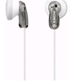 Auriculares boton Sony mdre9lphorizontal ae gris MDRE9LPHAE - MDRE9LPH