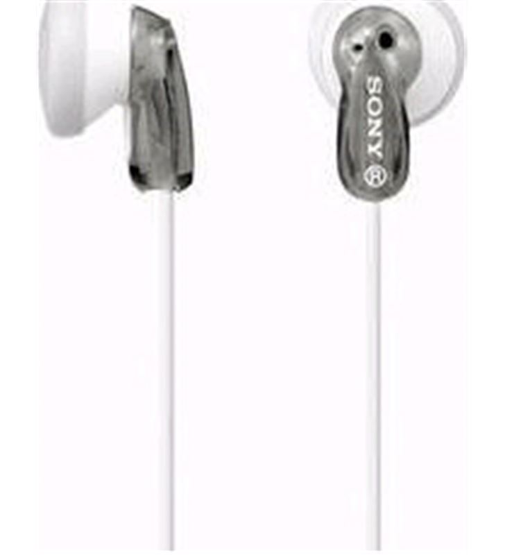 Auriculares boton Sony mdre9lphorizontal ae gris MDRE9LPHAE - MDRE9LPH