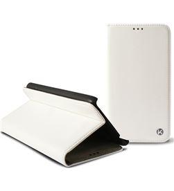Ksix B0925FU20B funda folio iphone 6 407'' standing blanca - B0925FU20B