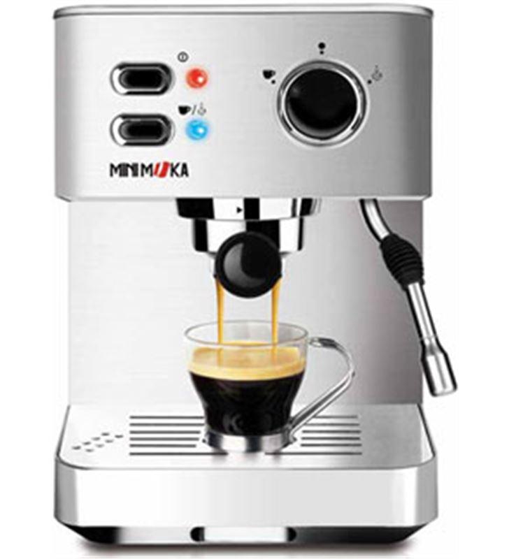 Cafetera express Minimoka cm1682 inox 999313 - CM1682