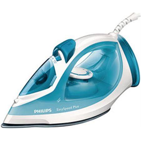 Plancha vapor Philips gc2040/70 2100w azul