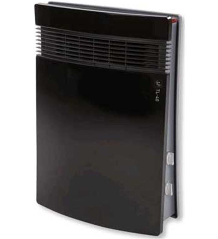 Calefactor vertical S&p tl40 1800w negro 5226833500 - TL40