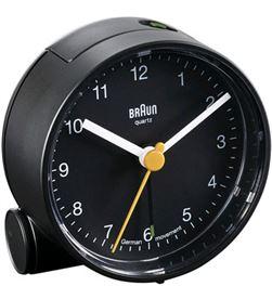 Reloj despertador Braun bnn001bkbk classico negr BNC001BKBK - BNC001BKBK
