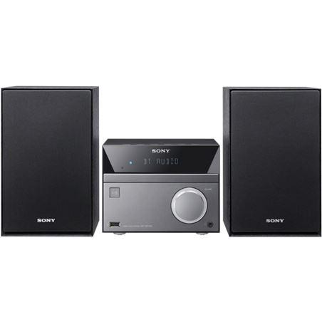 Micro cadena Sony cmt-sbt40d bluetooth®, nfc 50w CMTSBT40DCEL