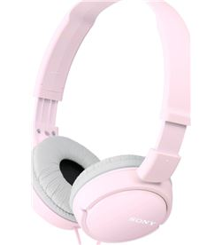 Auriculares diadema Sony mdr-zx110p 30mm rosa MDRZX110PAE - MDRZX110P