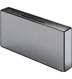 Micro cadena Sony cmt-x3cdw bluetooth®, nfc plata CMTX3CDW - CMTX3CDW