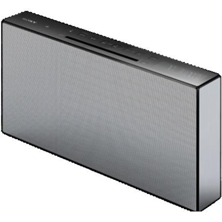 Micro cadena Sony cmt-x3cdw bluetooth®, nfc plata cmtx3cdw