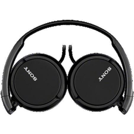 Auriculares diadema Sony mdr-zx110b 30mm negro mdrzx110b