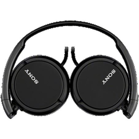 Auriculares diadema Sony mdr-zx110b 30mm negro MDRZX110BAE