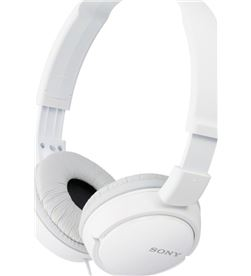 Auriculares diadema Sony mdr-zx110w 30mm blanco MDRZX110WAE - MDRZX110W