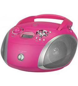 Radio cd Grundig rcd1445 usb rosa (GDP6310) Radio y Radio/CD - GDP6310