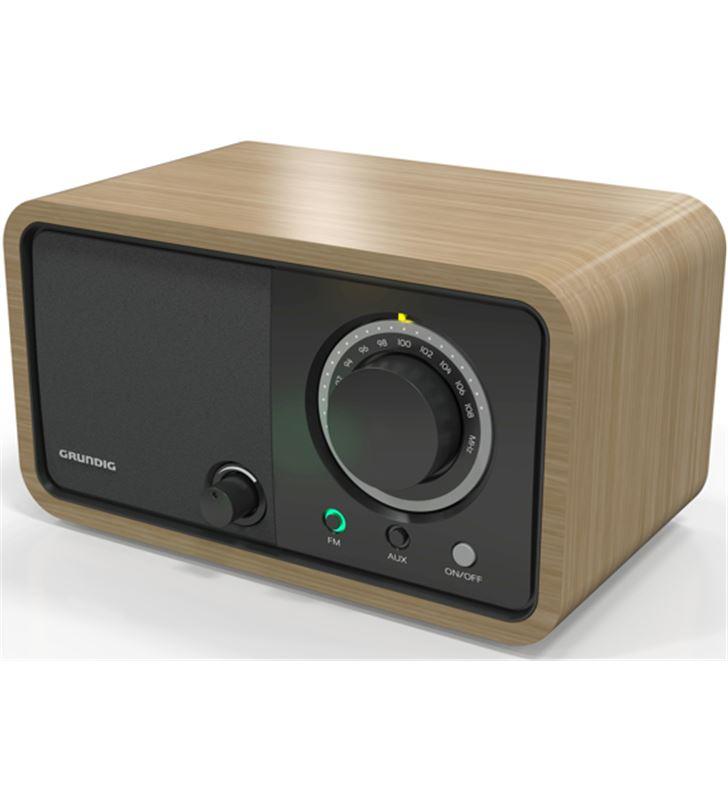 Radio portatil Grundig tr1200 classica (GRR2740) Radio y Radio/CD - GRR2740