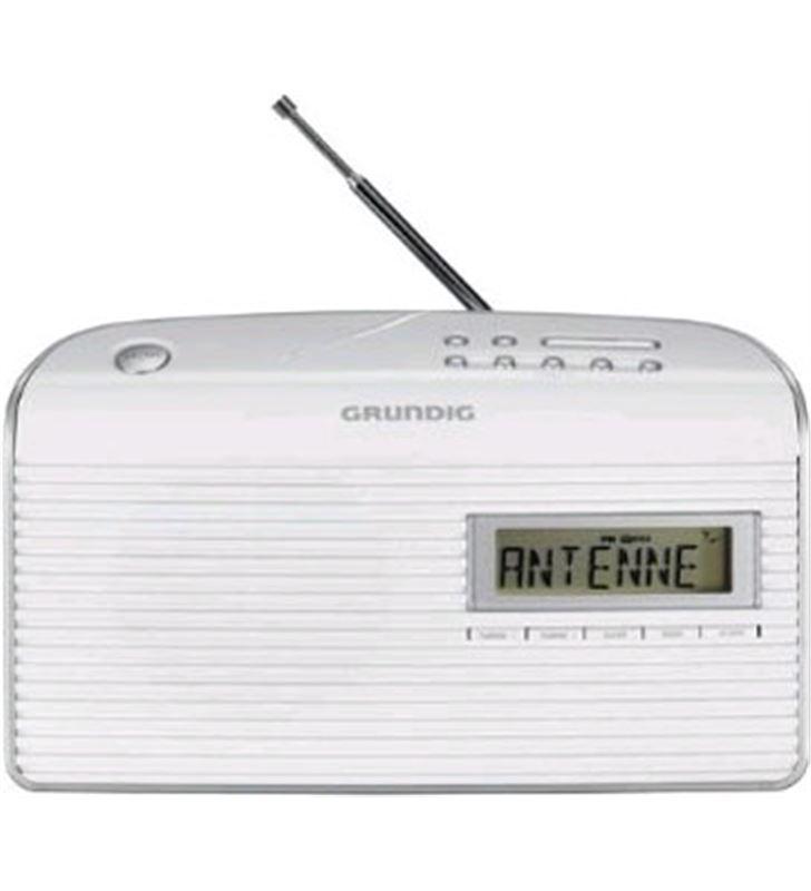 Radio portatil Grundig music61 blanca (GRN1400) - GRN1400