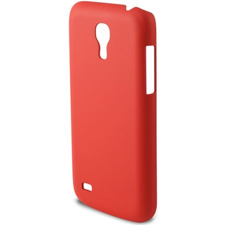 Carcasa Ksix snap on samsung galaxy s4 mini coral B8508CAR06