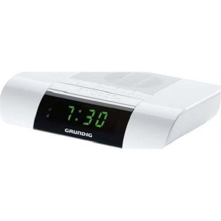 Radio reloj Grundig GKR3140 ksc35 blanco