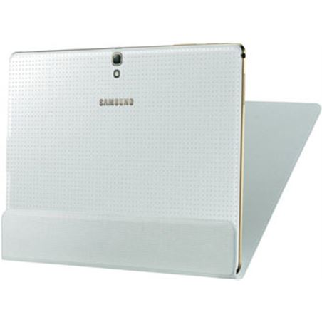 Funda Samsung simple cover galaxy tab s 10.5 blanc o8efdt800bweg