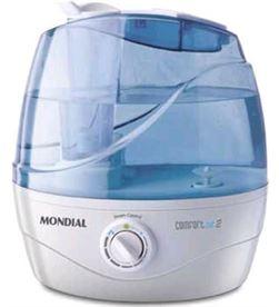 Humidificador Mondial MLUA02 ultrasonico 2l - MLUA02