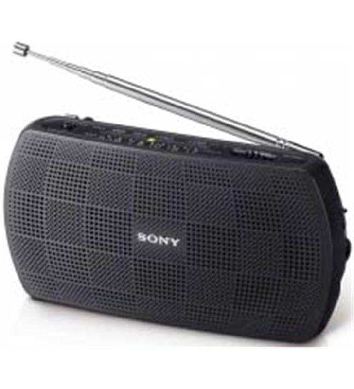 Radio portatil Sony srf18b negra (entrada mp3) SRF18BCE7 - SRF18B