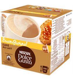 Nestle 12113397CAIXA cafe dolce gusto espresso cafe con leche 12168420 - 12113397CAIXA