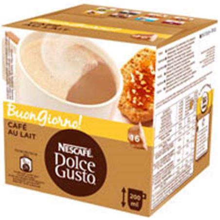 Nestle cafe dolce gusto espresso cafe con leche 12113397caixa 12168420