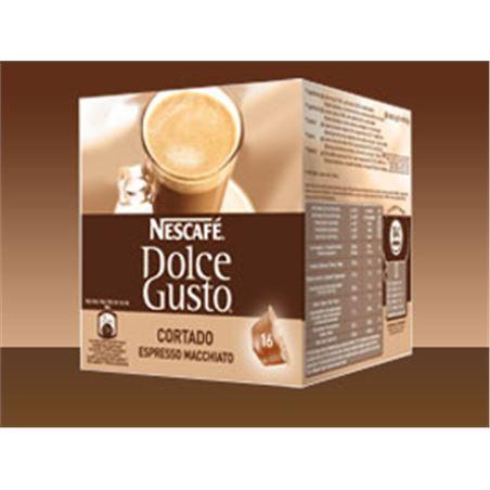 Nestle cafe dolce gusto espresso cortado 12121894caixa 12168426