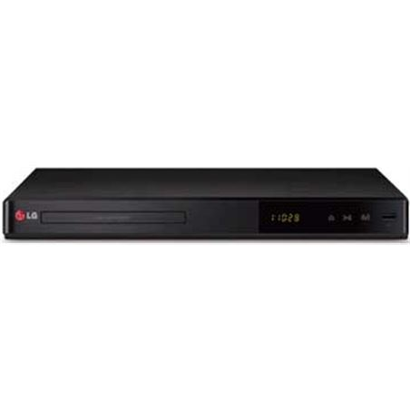 Dvd Lg DP542H usb hdmi salida digital coaxial