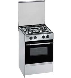 Cocina gas Meireles G1530DVX but 3f 53.5cm inox - G1530DVX