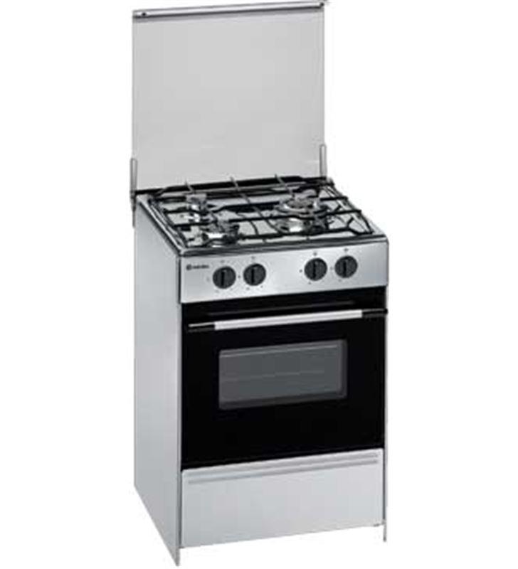 Meireles G1530DVX cocina gas but 3f 53.5cm inox Cocinas - G1530DVX