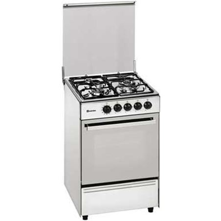 Cocina gas Meireles E531X but 3f 56.5cm inox