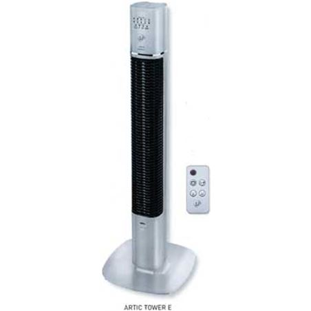 Ventilador columna S&p artic tower e 30w tempo met 5301515600
