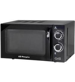 Microondas grill 20l Orbegozo MIG2031 700w negro Microondas - MIG2031