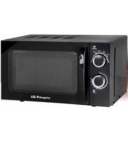 Microondas s/grill 20l Orbegozo mi2017 700w negro - MI2017