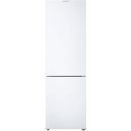 Combi Samsung rb37j5000ww/ef 201cm no frost blanco a+