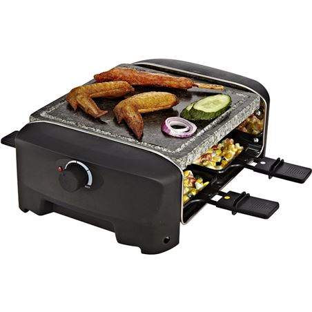 Raclette Princess 162810 party 4 stone 600w ps162810