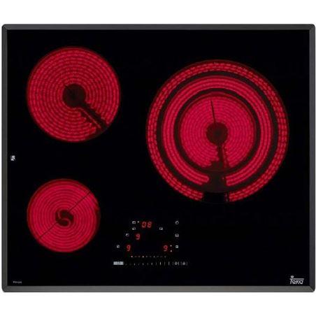 Placa vitro Teka trs 635 slider 3quem 60cm biselad 10208062