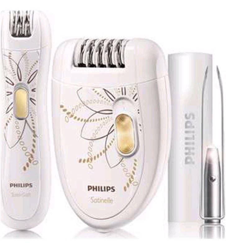 Depiladora Philips hp6540/00 +perfilador+pinzas PHIHP6540_00 - HP6540-00