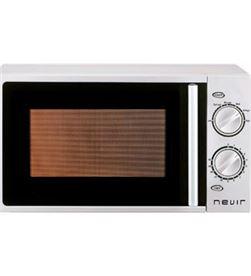 Microondas s/grill 20l Nevir nvr6124m blanco - NVR6124M