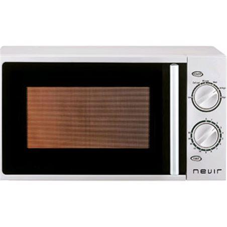 Microondas s/grill 20l Nevir NVR6124M blanco