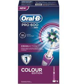 Cepillo dental Braun pro600 cross action morad PRO600MORADO - PRO600CAM