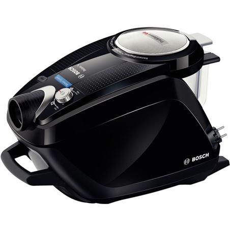Aspiradora sin bolsaolsa Bosch BGS5SIL66B negro