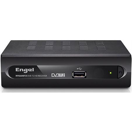 Tdt Engel rt6100t2 hd usb grabador ( dv3 t2 ) ENGRT6100T2