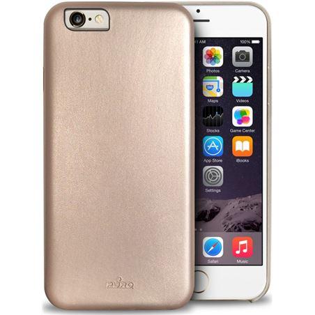 Carcasa Puro vegan dorada iphone 6 PUCI012