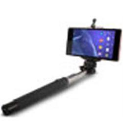 Ksix BXSELF01 palo selfie monopod negro wireless conbxselfn - BXSELF01