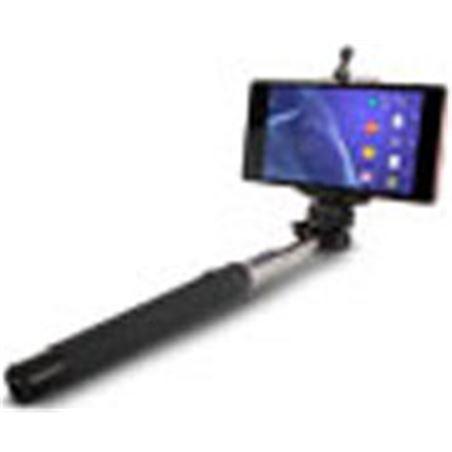 Palo selfie Ksix monopod negro wireless CONBXSELFN