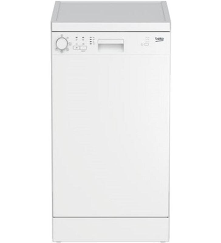 Beko lavavajillas DFS05011W media carga a+ blanco - DFS05011W