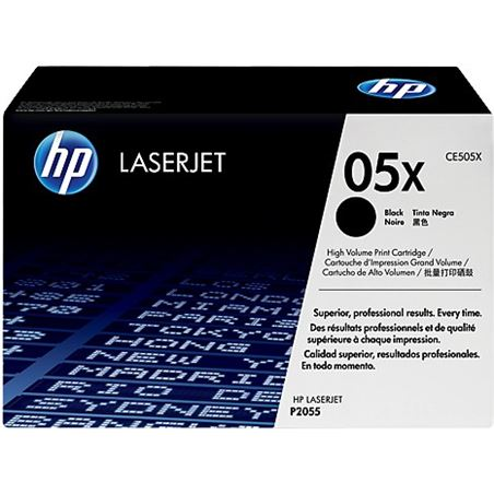 Toner Hp CE505X black