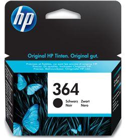 Hp cartucho tinta 364 negro CB316EEABE Accesorios informática - CB316EEABE