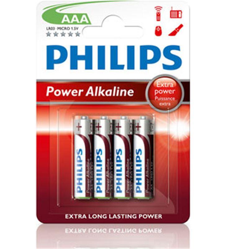 Philips LR03P4B/10 pilas alcalines 1.5v aaa lr03 Ofertas - LR03P4B-10